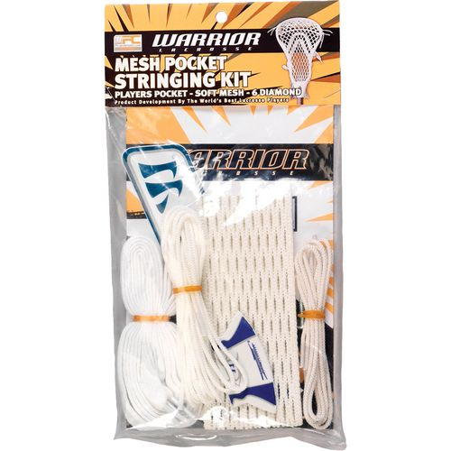 Warrior Lacrosse Player's Pocket String Kit