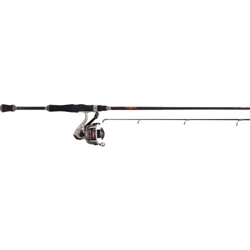 "Quantum Vibe 30 6'6"" M Freshwater Spinning Rod and Reel Combo"