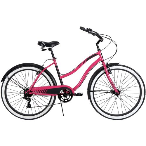Huffy Women s Newport 26  7-Speed Cruiser Bicycle