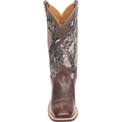 Justin Men's Bent Rail America Cowhide Western Boots - view number 3