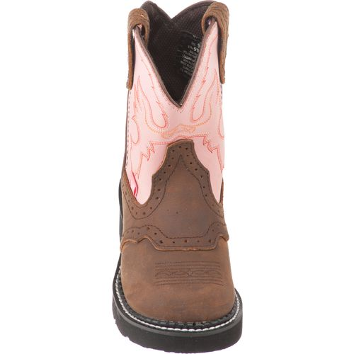 Justin Kids' Bay Apache Boots - view number 4