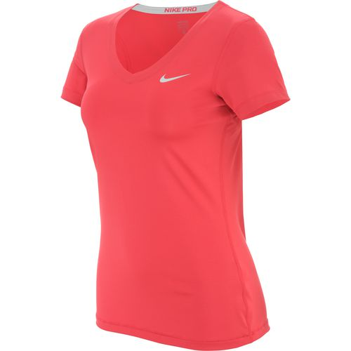Nike Women's Pro V-neck T-shirt