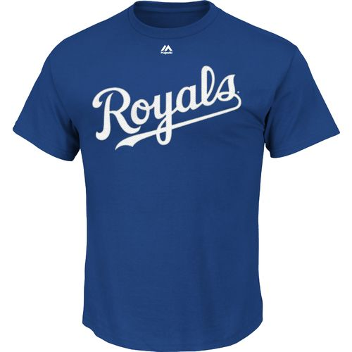 Majestic Men's Kansas City Royals Eric Hosmer #35 T-shirt