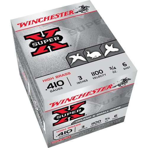 Winchester Super-X HS Game Load .410 Shotshells - view number 2