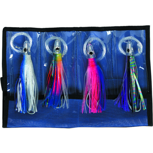 Williamson Tuna Catcher Trolling Baits Kit 4-Pack