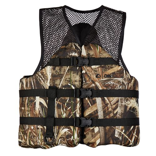 Display product reviews for Onyx Outdoor Mesh Classic Sport Vest
