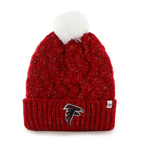 '47 Women's Atlanta Falcons Gameday Fiona Cuff Knit Cap