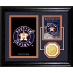 The Highland Mint Houston Astros Fan Memories Photo Mint