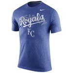 Nike Men's Kansas City Royals Wordmark Logo T-shirt