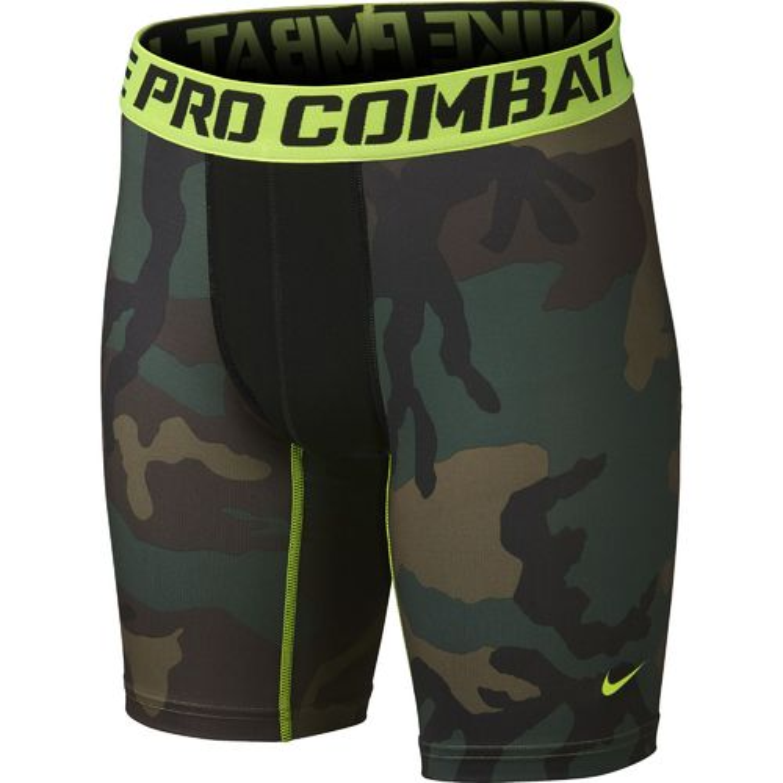Nike Boys' Pro Combat Core Compression Graphic Short
