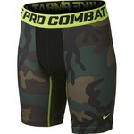 Nike Boys' Pro Combat Core Compression Graphic Short