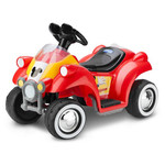 KidTrax Kids' Disney Mickey or Minnie Mouse Toddler 6V Quad Ride-On - view number 1