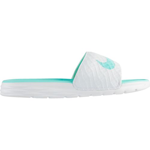 Display product reviews for Nike Women's Benassi Solarsoft Slide 2 Slides
