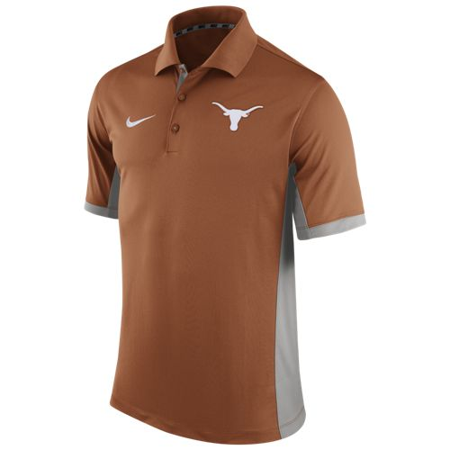 Nike Men's University of Texas Team Issue Polo Shirt