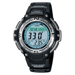 Casio Men's Twin Sensor Compass Watch