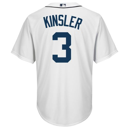 Majestic Men's Detroit Tigers Ian Kinsler #3 Cool Base Replica Jersey