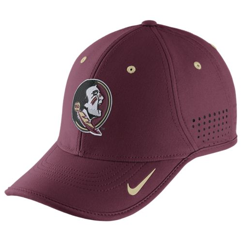 Nike™ Men's Florida State University Dri-FIT Coaches Cap