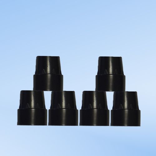 Upper Bounce® Replacement Rubber Cap Tips for Mini Trampoline Legs 6-Pack