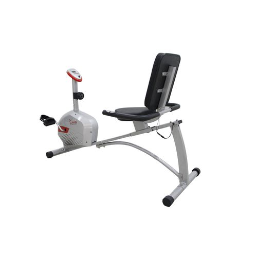 Sunny Health & Fitness SF-RB4417 Magnetic Recumbent Exercise Bike - view number 1