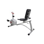 Sunny Health & Fitness SF-RB4417 Magnetic Recumbent Exercise Bike