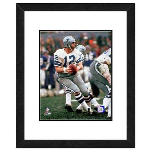 "New Photo File Dallas Cowboys Roger Staubach 8"" x 10"" Action Photo free shipping"