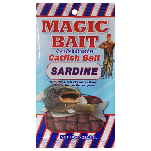 Magic Bait Catfish Dough 10 oz. Bait Cubes