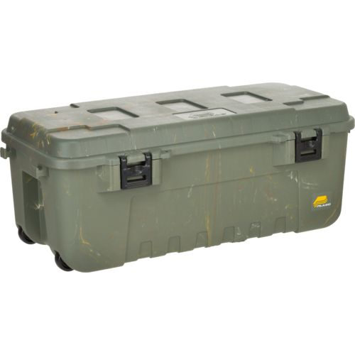 Display product reviews for Plano® Heavy Duty Camo 108 qt. Sportsman's Trunk