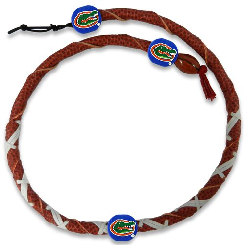 GameWear University of Florida Classic Spiral Football Necklace