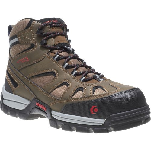 Wolverine Men's Tarmac FX Mid-Top Work Boots - view number 2