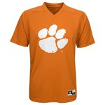 NCAA Boys' Clemson University Performance T-shirt