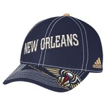adidas™ Adults' New Orleans Pelicans Team Nation Ball Cap