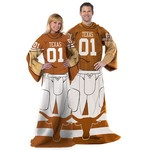The Northwest Company University of Texas Uniform Comfy Throw - view number 1