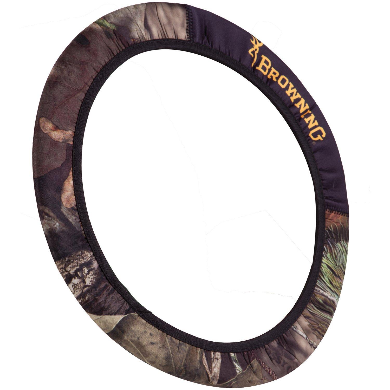 Browning Neoprene Steering Wheel Cover