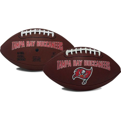 Rawlings® Tampa Bay Buccaneers Game Time Full-Size Football