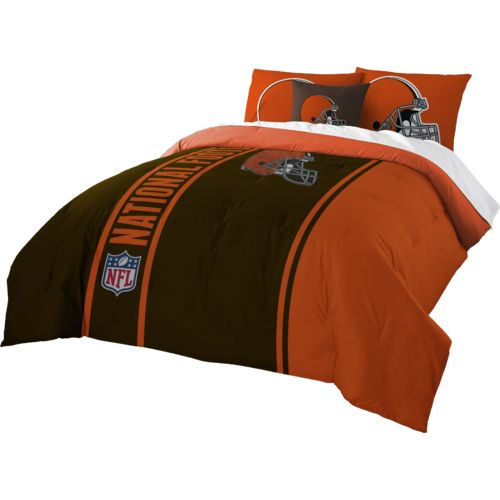 The Northwest Company Cleveland Browns Full-Size Comforter and Sham Set - view number 1
