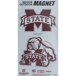 Stockdale Mississippi State University Magnets Multipack