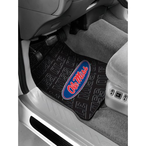 The Northwest Company University of Mississippi Car Floor Mats 2-Pack