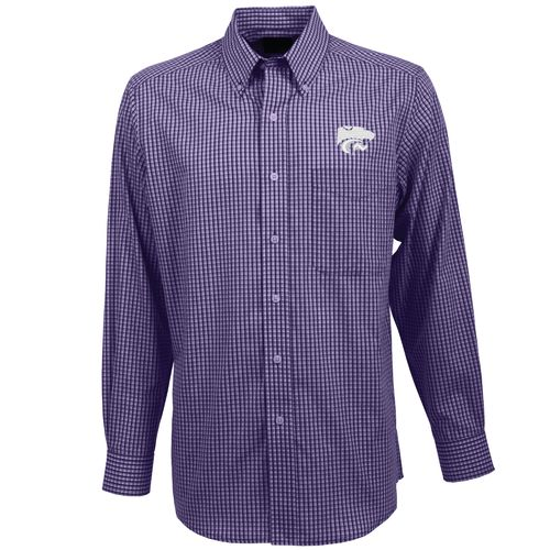 Antigua Men's Kansas State University Associate Button-Down Shirt