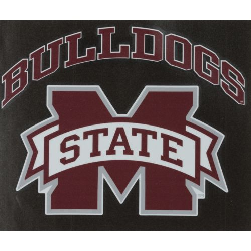 "Stockdale Mississippi State University 8"" x 8"" Vinyl"