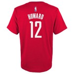 NBA Boys' Houston Rockets Dwight Howard Flat Player T-shirt