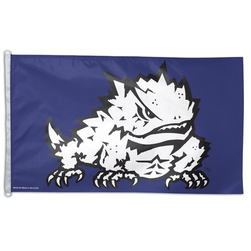 WinCraft Texas Christian University Deluxe 3' x 5' Flag