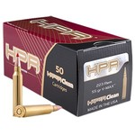 HPR V-Max .223 Remington/5.56 NATO 55-Grain Centerfire Rifle Ammunition