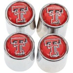 Stockdale Texas Tech University Valve Stem Caps
