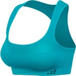 BCG™ Women's Seamless Push Up Racerback Sports Bra