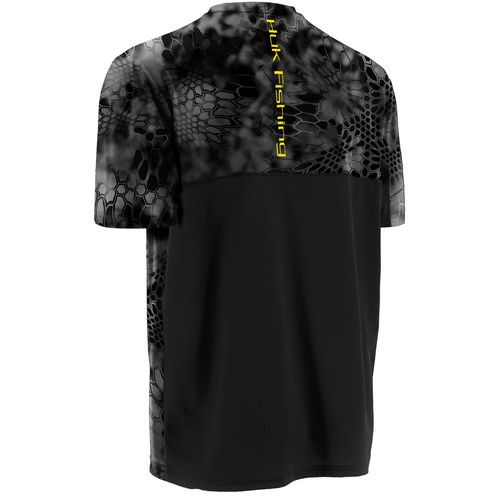 Huk Men's Kryptek Icon Short Sleeve T-shirt - view number 2