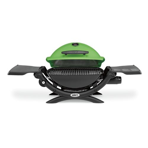 Weber® Q® 1200™ 1-Burner Liquid Propane Gas Grill - view number 3