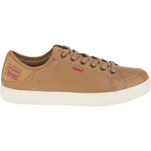 Levi's™ Men's Carter Tumble Nappa Court Shoes