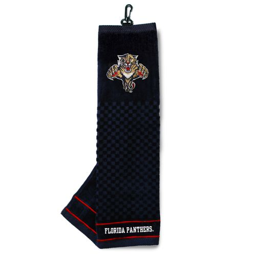 Team Golf Florida Panthers Embroidered Towel - view number 1