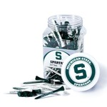 Team Golf Michigan State University Tees 175-Pack - view number 1