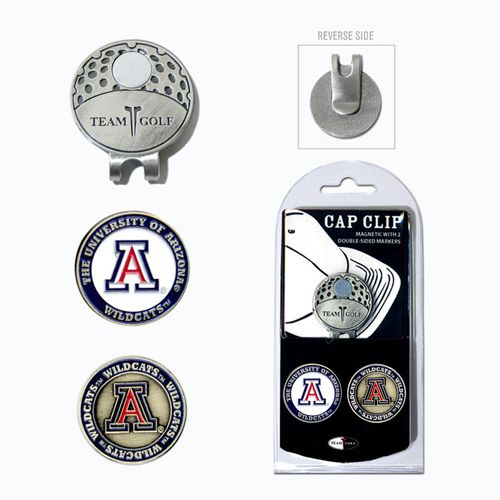 Team Golf University of Arizona Marker Cap Clip